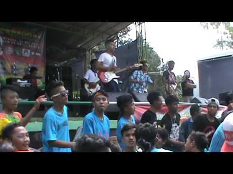 KONYOL TIME INI RINDU (ska-reggae) @Bukit Alam Hejo majalengka