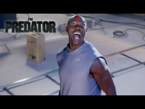The Predator   PRED-ASSURE Commercial   20th Century FOX
