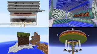 Minecraft : The History Of My Mob Farms