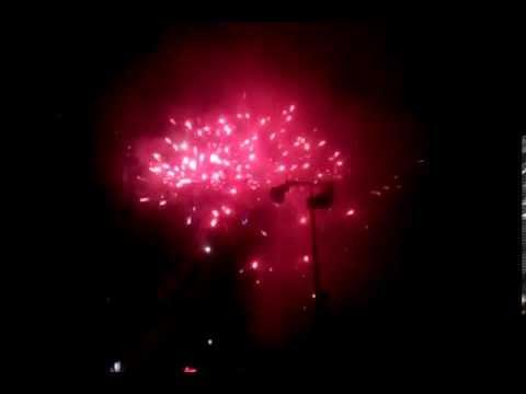 Coos Bay Speedway - Firework Show