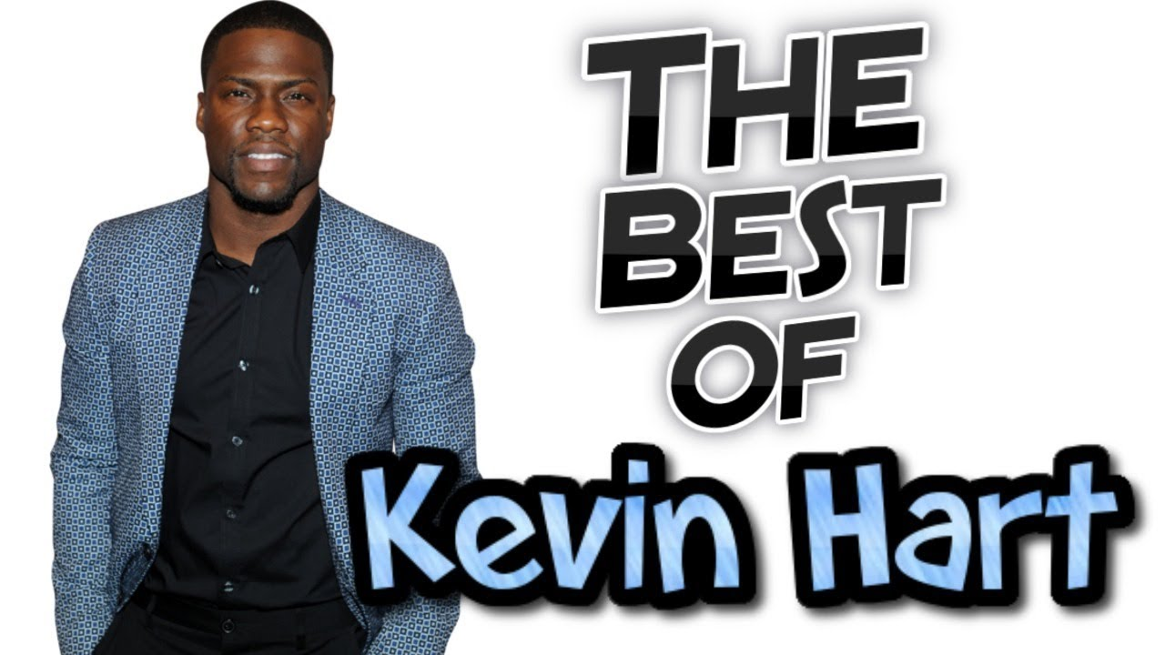 THE BEST OF - KEVIN HART !! [BEST FUNNY MOMENTS COMPILATION]