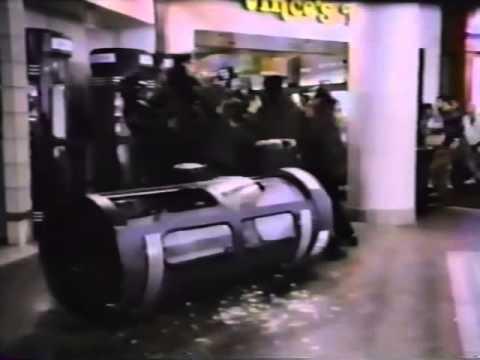 Arnold Schwarzenegger In Commando 1985 TV Trailer #2