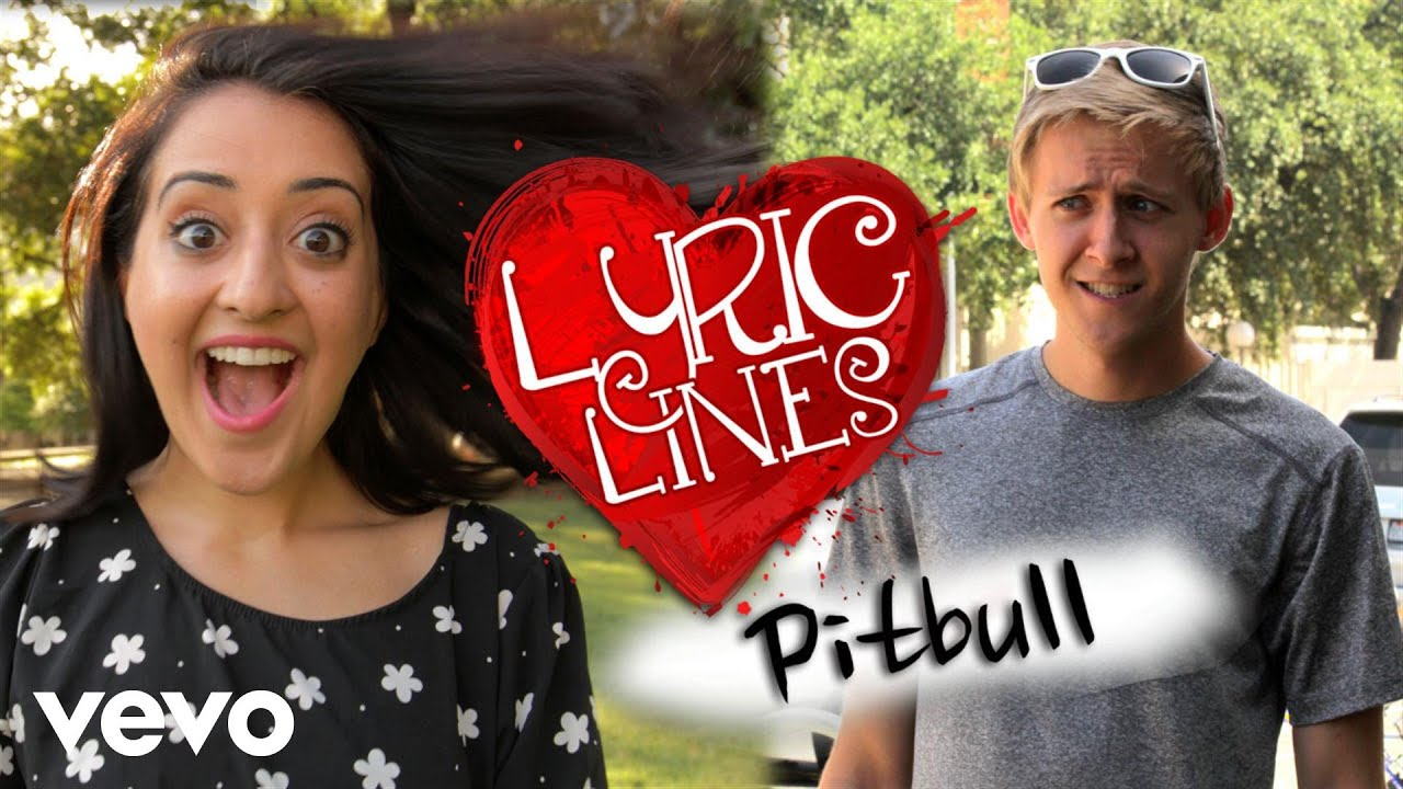 Vevo - Vevo Lyric Lines: Pitbull Lyrics Pick Up GUYS?