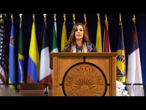 2018 Holt Outstanding Senior Doragnes Bradshaw's Commencement Speech