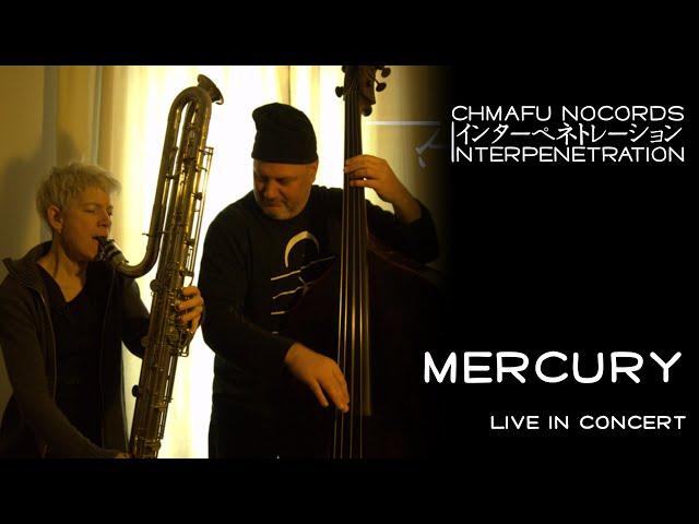 Mercury (Freedman & Caloia) @ Interpenetration 1.9.2