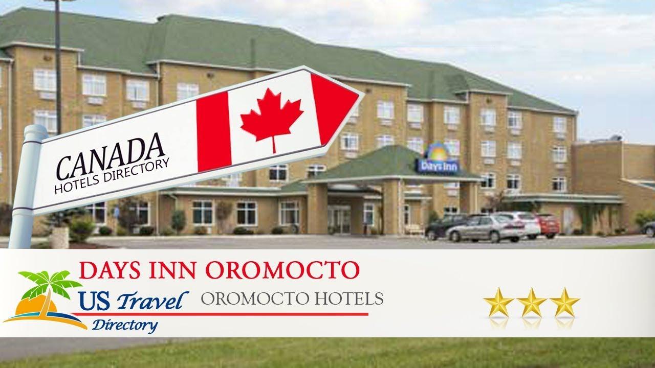 Days Inn Oromocto Hotels Canada