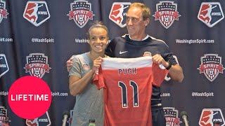 Player Profile: Mallory Pugh (Washington Spirit)   #NWSLonLifetime
