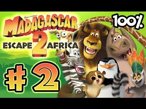 Madagascar : Escape 2 Africa (2008) - Makungas Defeat