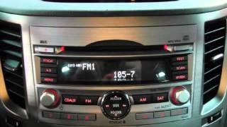 2011 Subaru Outback 2.5i Automatic