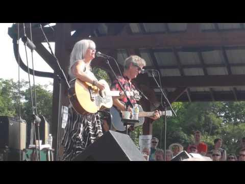 FloydFest 7-26-2015 - Emmylou Harris & Rodney Crowell - Pancho & Lefty