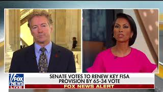 Rand Paul on Donald Trump Being Sold a Bill of Goods by Paul Ryan