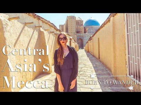 Kazakhstan: Visiting Turkestan, Central Asia