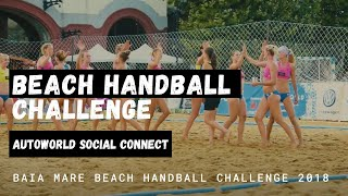 Touareg Experience Weekend at Baia Mare Beach Handball Challenge 2018