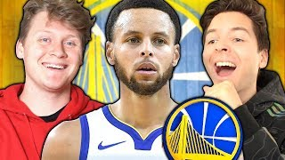 """DE-BUILDING"" THE GOLDEN STATE WARRIORS w/ TD PRESENTS! NBA 2K19"