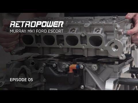 Gordon Murray's MK1 Escort - Retropower Build Episode 5 - Cosworth Visit