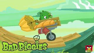 Bad Piggies  When Pigs Fly Walkthrough Levels 1 - 12