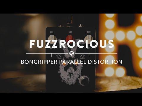 Fuzzrocious Bongripper Parallel Distortion | Reverb Gear Demo