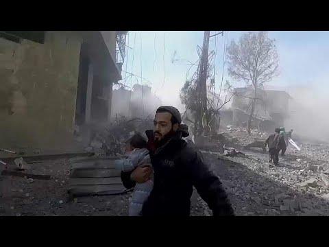 Ghouta orientale diventa la Aleppo 2