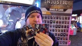 Injustice Gods Among Us - HollywoodShono plays Injustice Arcade