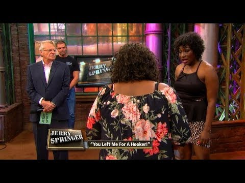 Did You Sleep With My Man For $50? The Jerry Springer