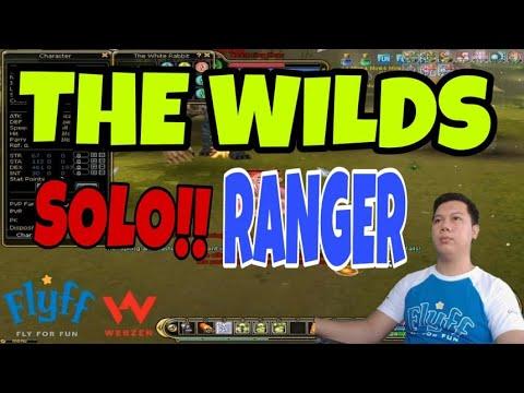 Flyff US - THE WILDS (Ranger)