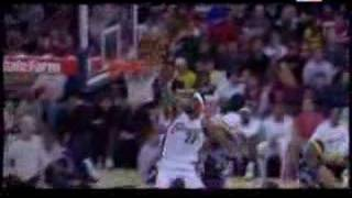 NBA Top 10 Dunks from 2007-2008 season