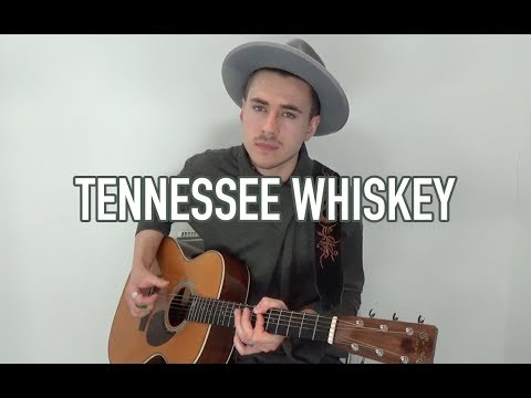 Tennessee Whiskey - Chris Stapleton cover by Tomi Saario ACOUSTIC