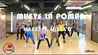 Download lagu I LOVE ZUMBA /  MUEVE LA POMPA (Samba) - MARKI Ft. MISTA'O'