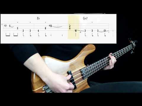 Queen - Radio Ga Ga (Bass Cover) (Play Along Tabs In Video)