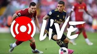 Liverpool 3-1 Arsenal  | Arsenal Nation LIVE analysis