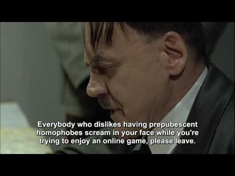 "Hitler on ""Games for Windows - Live"""