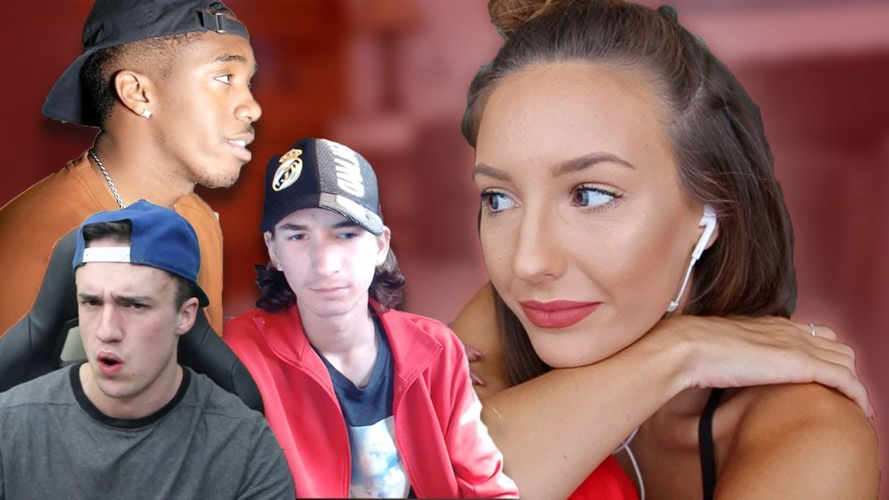 reacting-to-youtubers-react-to-my-song