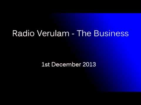 Focus on 'niche' businesses| 1st December 2013 | RV The Business