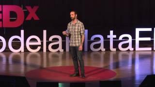 El poder de las historias | Eduardo Sáenz de Cabezón | TEDxRiodelaPlataED