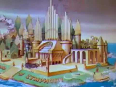 Silly Symphony   Music Land 1935