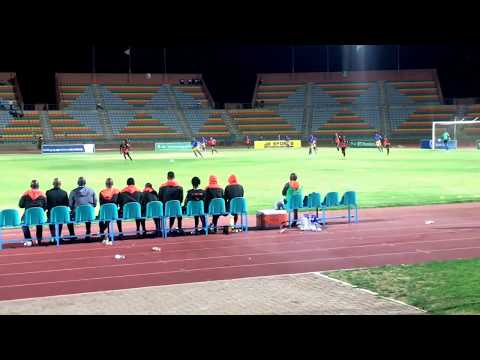 20/11/17 : Township Rollers 2-2 Orapa United
