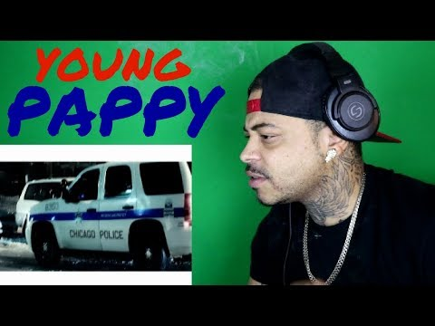 Young Pappy - 2 Cups REACTION