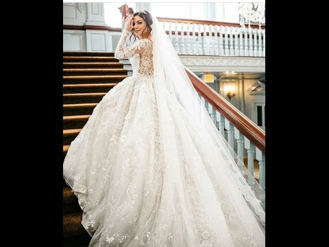 Fashion Wedding Dresses New Collection 2016