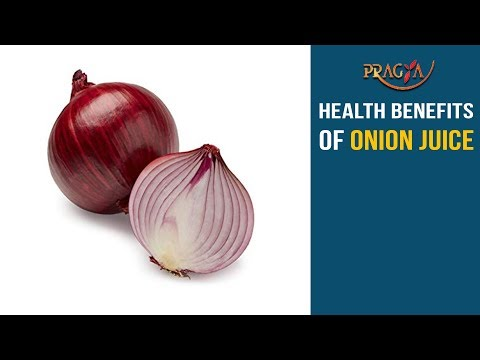 Watch Health Benefits and Importance of Onion Juice