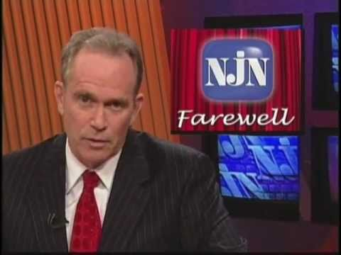 The End of NJN - New Jersey Network signoff June 30th, 2011