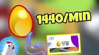 How to earn 1,440 Golden Eggs per minute (or more)   Egg inc screenshot 3