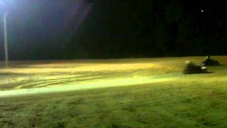 08-06-11 South Hill Speedway Clone Lite Feature Part 5