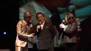 乌节路歌台2011: 歌台常青树 - 朱江, 梨川, 黄清元