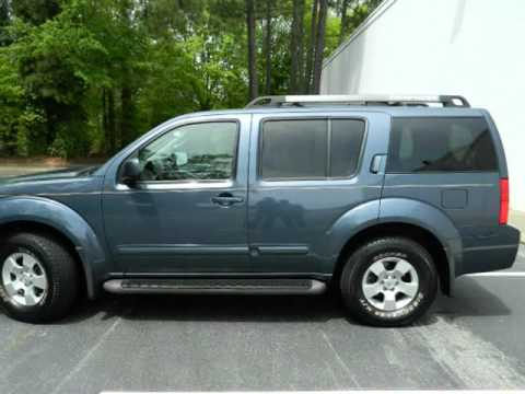 2007 nissan pathfinder le fully loaded 3rd row seat. Black Bedroom Furniture Sets. Home Design Ideas