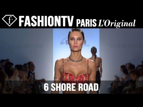 6 Shore Road Swimwear Show | Miami Swim Fashion Week 2015 Mercedes-Benz | FashionTV