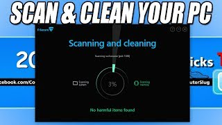 Scan Your PC For Viruses Without Having To Install Antivirus Program For FREE