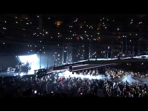 """The Weeknd - """"Starboy"""" ft. Daft Punk Live in Dallas, TX"""