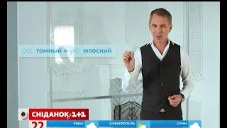Експрес-урок - Як сказати українською