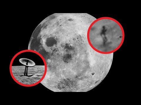 5 Evidence Of Aliens On The Dark Side Of The Moon