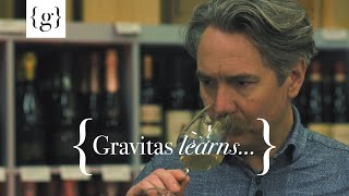 How to Taste Wine with The English Winemaker | Gravitas Learns...